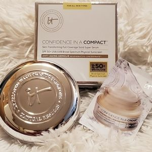 IT Confidence in a Compact Foundation